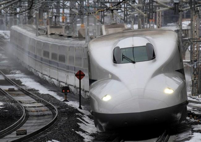 tokyo to osaka shinkansen