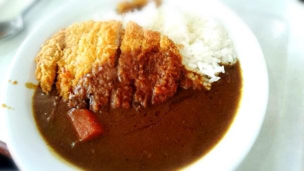 curry, edelweiss akakura, food