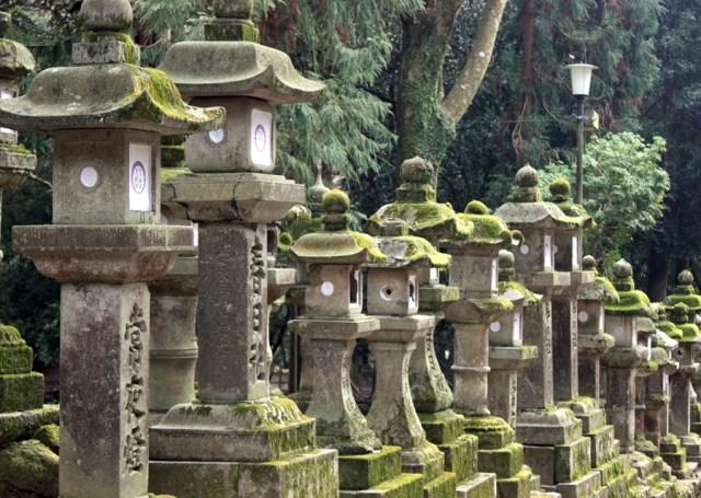 Nara Kasuga lanterns