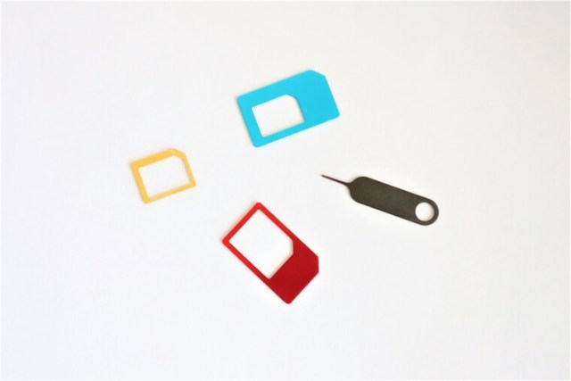 1. The types of SIM card you can get in Japan