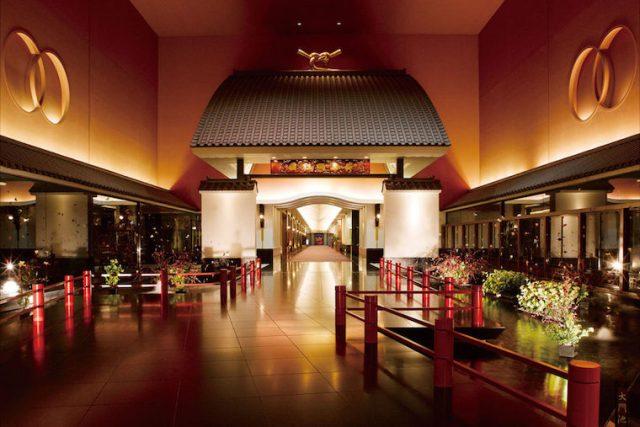 Hotel Gajoen Tokyo (ホテル雅叙園東京)
