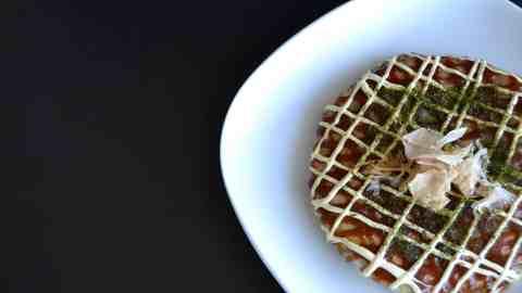 Recetas Japonesas - Receta Okonomiyaki
