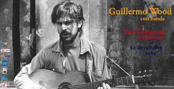 Las canciones visibles de Guillermo Wood