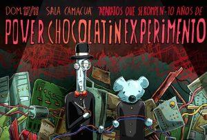 Power Chocolatin - Aparatos que se rompen