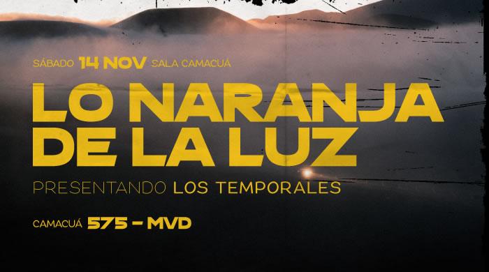 LoNaranjaDeLaLuz
