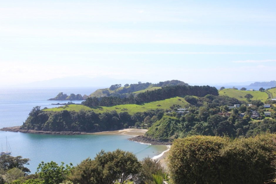 A few days on Waiheke Island