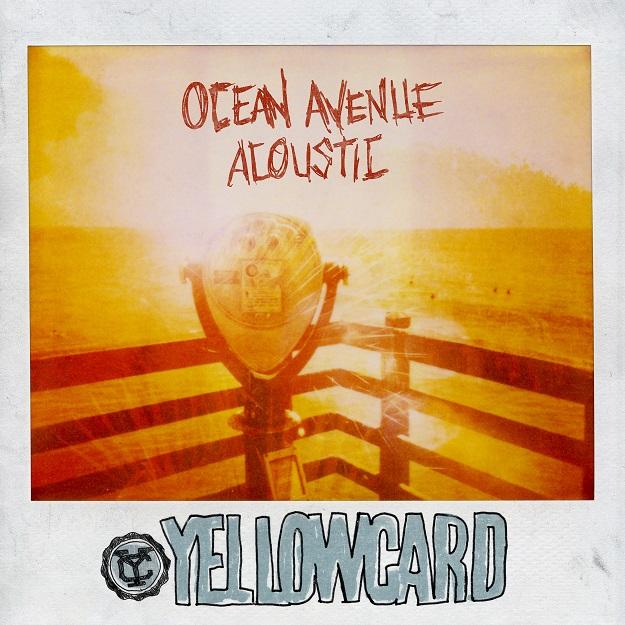 yellowcard ocean avenue acoustic