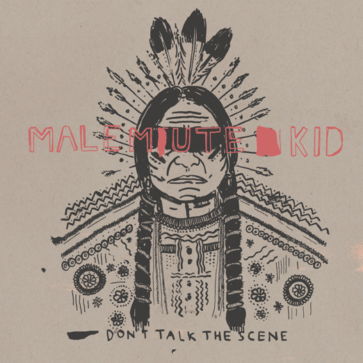 malemute kid don't talk the scene