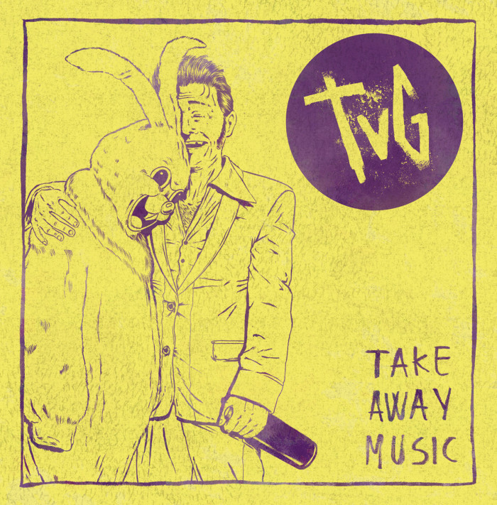tv glue take away music
