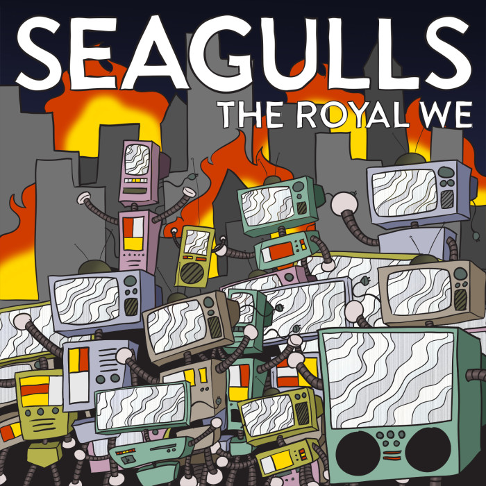 seagulls the royal we