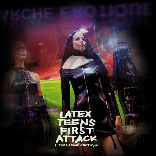 latex teens first attack supermarche erotique