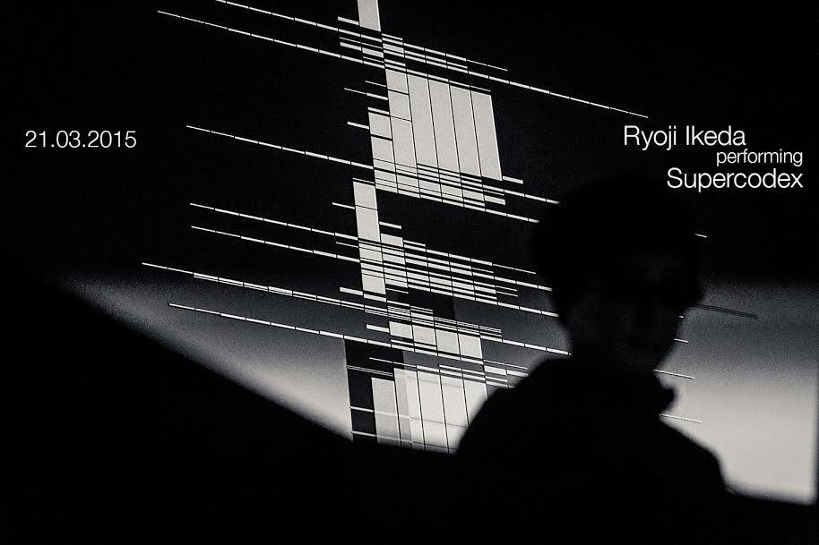 ryoji ikeda supercodex interzona verona live