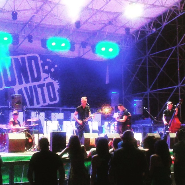 rock'n'roll kamikazes sound vito 2015
