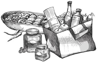 Gastronomia Saladier  La bottega dei prodotti buoni