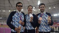 Mariela Delgado estará en los Juegos Paralímpicos