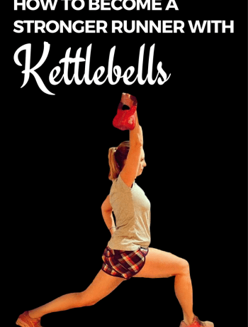15 min full body kettlebell workout for runners. Do this routine 3 times a week to become a faster runner. CLICK PIN FOR WORKOUT INSTRUCTIONS AND INSTRUCTIONAL VIDEOS. via @fitcheerldr LINK: https://salads4lunchcom/fitness/running/become-stronger-runner-kettlebells/
