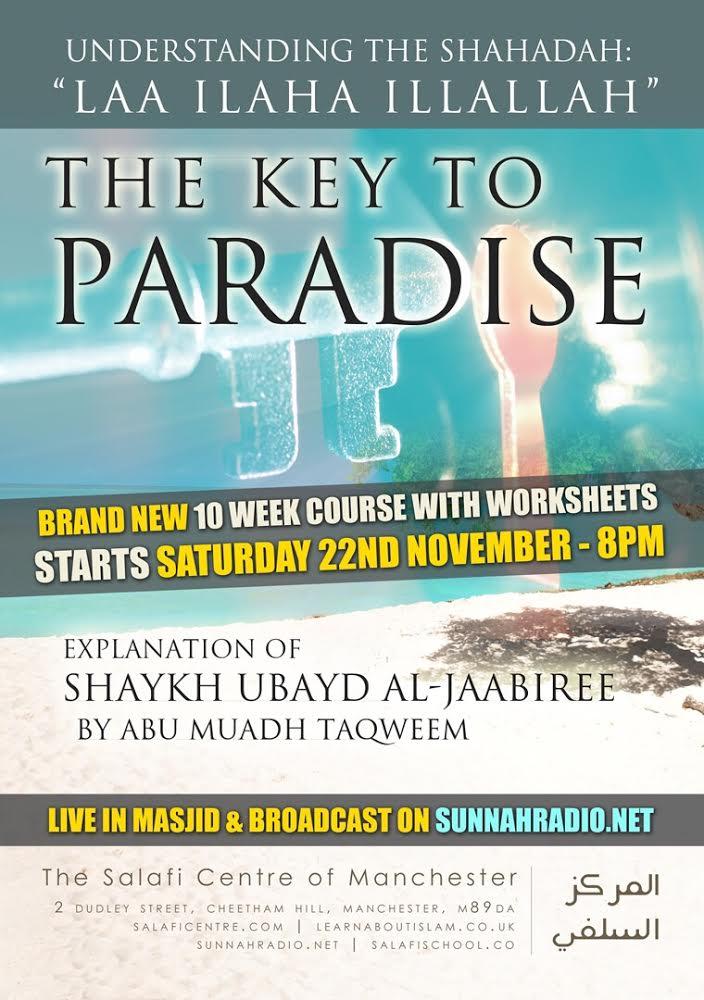 understanding shahaadah