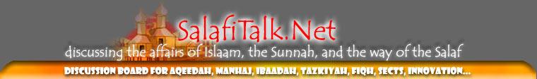 SalafiTalk.Net