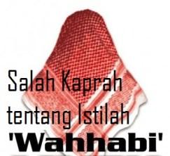 wahhabi