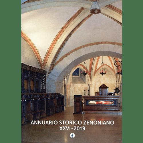 Annuario storico Zenoniano XXVI – 2019