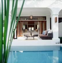 Sala Samui Choengmon Beach Luxury Hotel Front