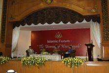 Malaysia-Diskusi Konsep Ummah Wasatiyyah di Kedubes Malaysia, di Jakarta, Sabtu (8 Maret 2014)-jpeg.image