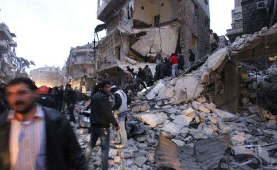 Suriah-hancur lebur-tapi diprediksi akan menjadi pusat kekuatan Islam-jpeg.image
