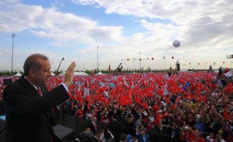 Erdogan dalam peringatan Penaklukan Konstantinopel di Istanbul, 30 Mei 2015-jpeg.image