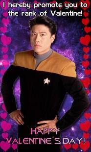 Voyager Valentine - Harry Kim