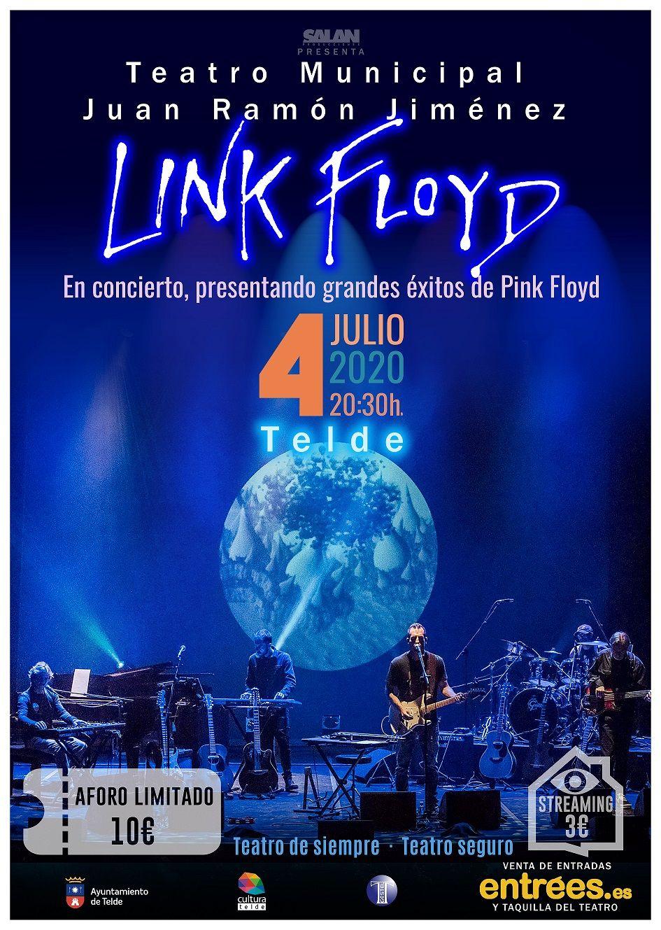 Concierto link floyd tributo Pink Floyd
