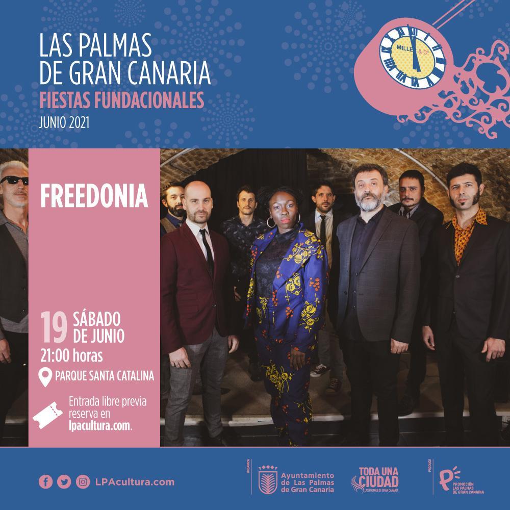 Freedonia Las Palmas de Gran Canaria