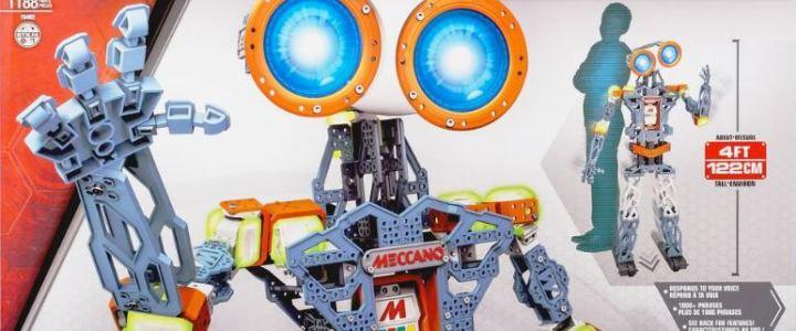 Meccanoid G15 – brinquedo companheiro