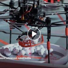RoboMasters, a batalha de robôs mais avançada do mundo