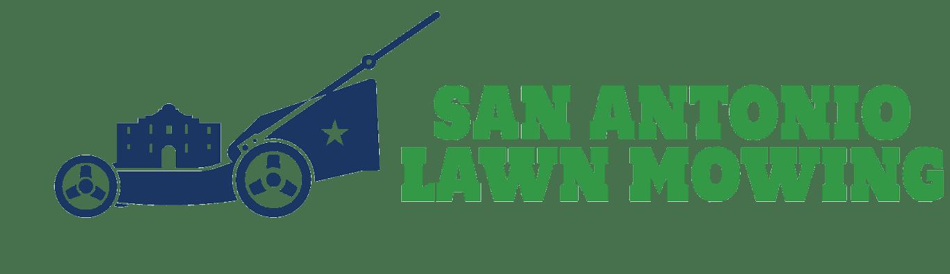 San Antonio Lawn Mowing logo