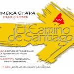 1ª etapa del Camino de Santiago de Madrid