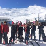 ENJUVE: esquiar es un buen comienzo