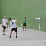 Frontenis: deporte del bueno
