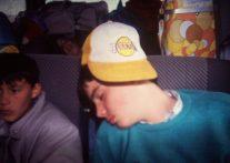 Gonzalo Lopez con gorra