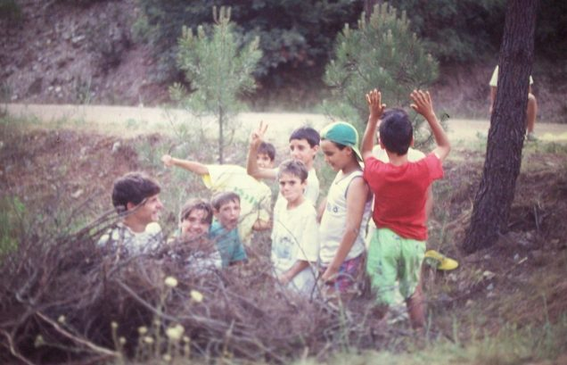 David Rodriguez, Juan Vaquero, Juajo Velasco, Richy buscan el tesero