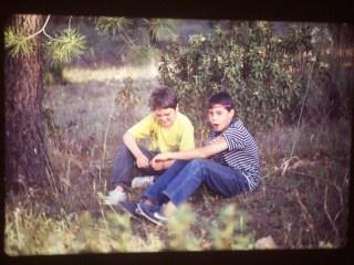 Elías Capape y Perico García