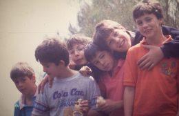 Dani Urquizu, Alvaro MArtin, Perico Lopez, Dani Cañadas, Andrés Baños(1)