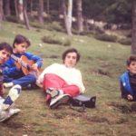 Álbum histórico: promoción de Rodri Ares, Sergio Díez, Paco Pedroviejo, Carlos Gordon y Oscar