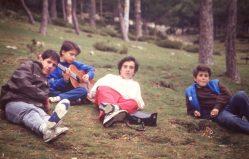 Paco Pedroviejo, Rodri, cubillo(1)