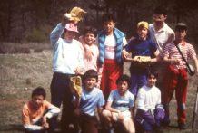 Uda, Andres Baños, Antonio Redondo, Alvaro Martin, Raul Durán con Pelo(1)