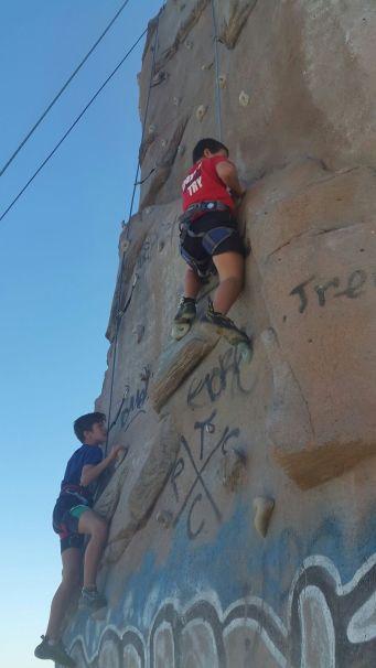 Escalando en Rivas (7)