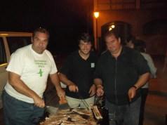 Antonio y Nico hacen pancetas
