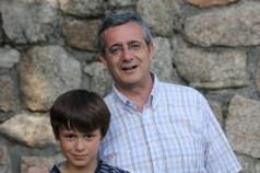 Álvaro y su padre