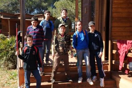 Tribu del campamento