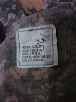Uniformes militares en maquetas (2)