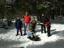5º se va de Excursion a la nieve (14)